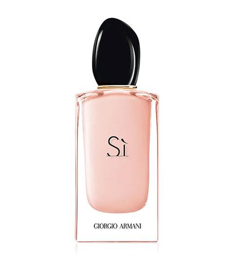 Parfum Si Fiori de Giorgio Armani.