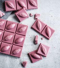 Ruby : le premier chocolat naturellement rose