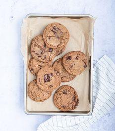 On a testé la meilleure recette de cookies aux pépites de chocolat