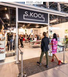 S.KOOL : la première boutique-école de Belgique