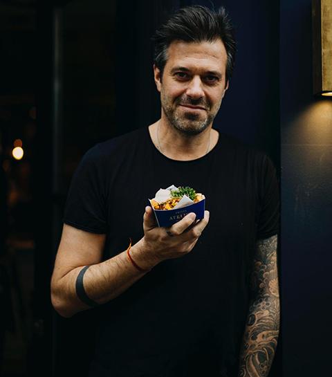 Sergio Herman ouvre un Frites Atelier à Bruxelles