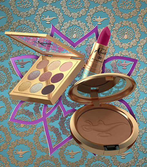 M.A.C sort une collection de make-up inspirée par Aladdin