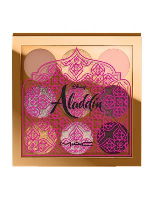 Palette d'ombres à paupières Disney Aladdin Collection by M.A.C