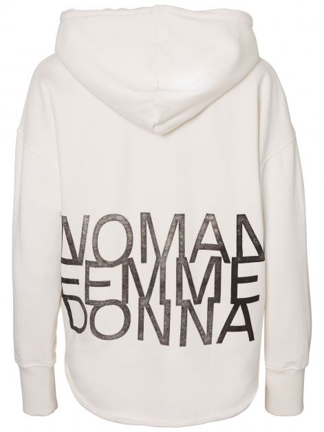 sweatshirt blanc Vero Moda