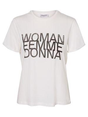 t-shirt blanc Vero Moda
