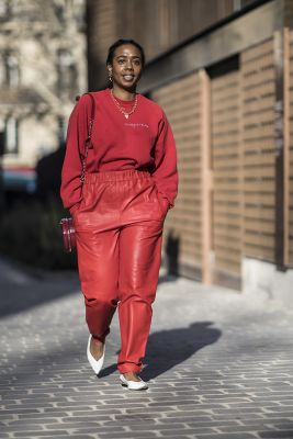 chaussures blanches paris fashion week