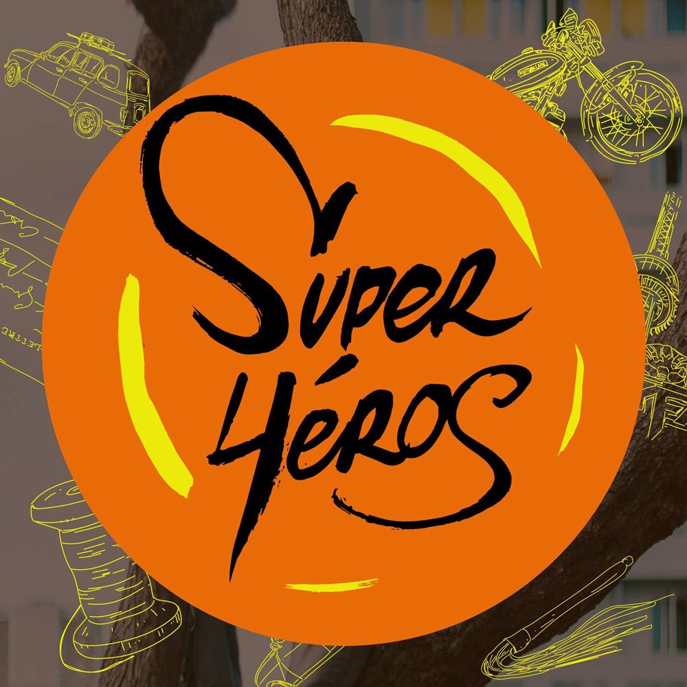 podcast superhéros
