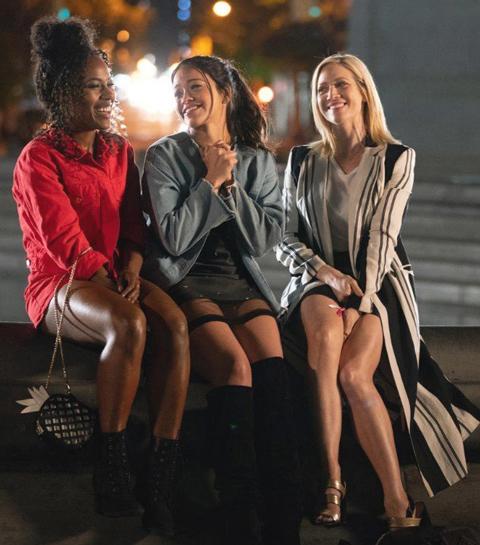 «Quelqu'un de bien»: la nouvelle comédie Netflix réjouissante