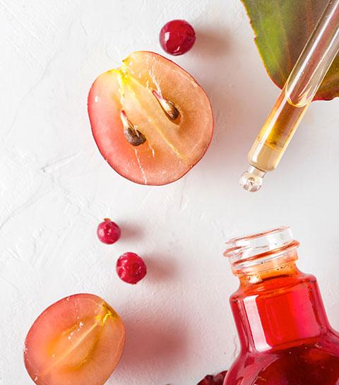 Le raisin : cette bombe anti-âge pour la peau