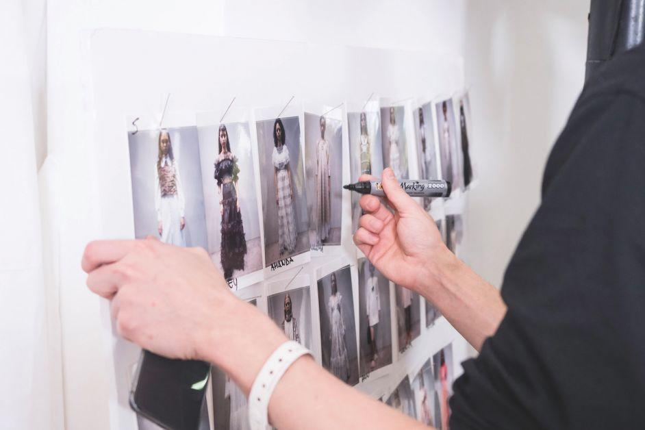 travailler dans la mode défilé mannequins