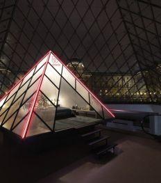 Avez-vous déjà rêvé de dormir au Louvre ?