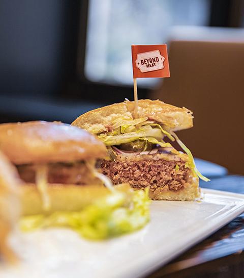 Le burger du futur, c'est quoi ?