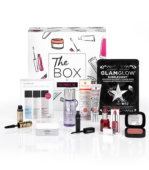 ICI PARIS XL lance sa box beauté
