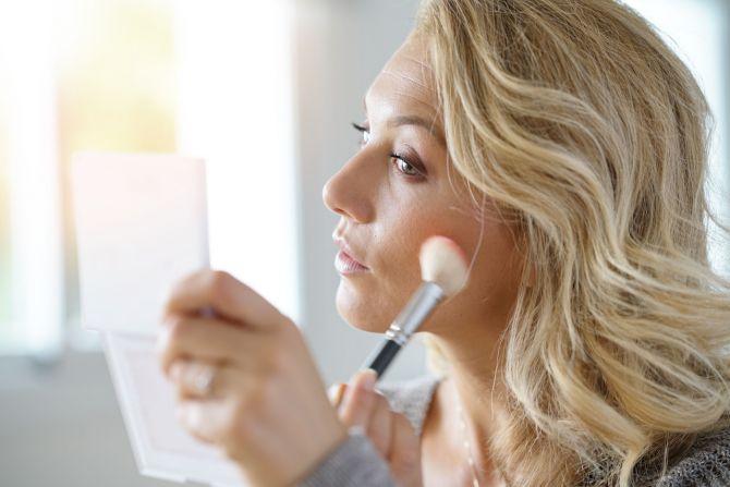 fabriquer cosmétiques DIY blush maquillage