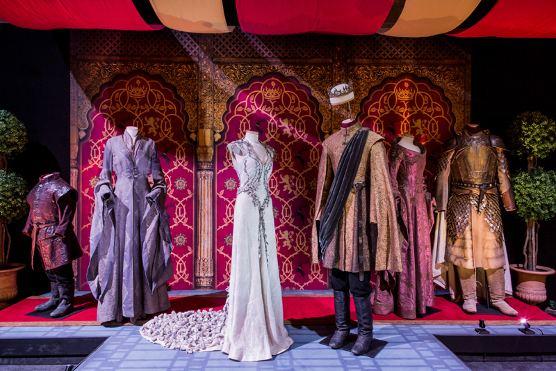 Exposition Games of Thrones