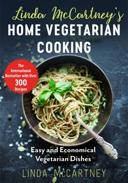 Home Vegetarian Cooking - Linda McCartney