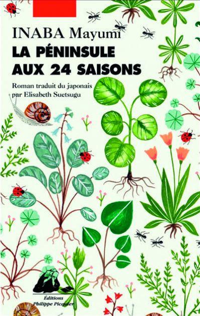 Livre «La péninsule aux 24 saisons»