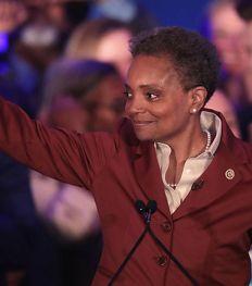 Lori Lightfoot, première femme noire homosexuelle maire à Chicago: qui est-elle ?