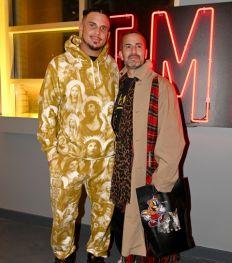 Marc Jacobs et Char Defrancesco se sont dit oui