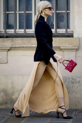 streetstyle mini sac rose