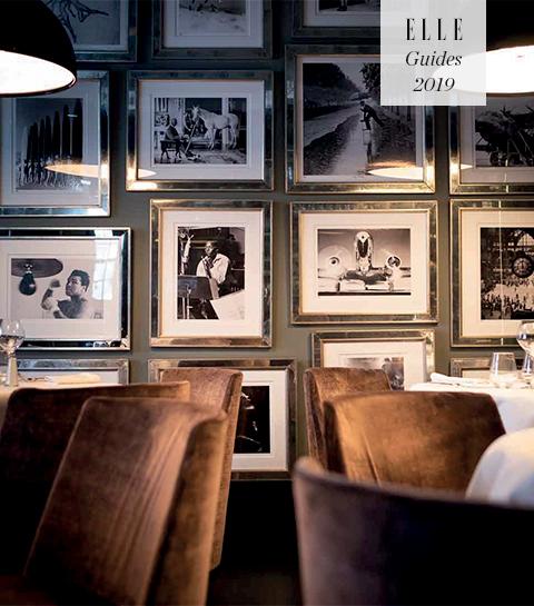 Odette En Ville,un hôtel-restaurant branché