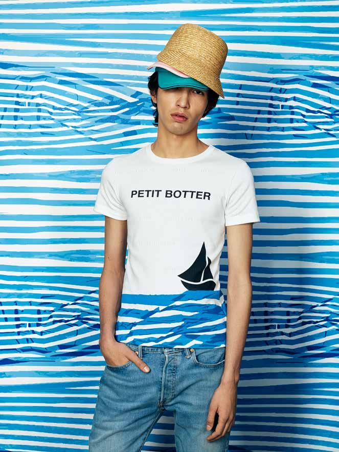 Botter x Petit Bateau