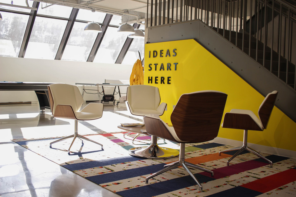 coworking start-up