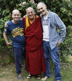 Matthieu Ricard, Christophe André et Alexandre Jollien : l'interview zéro perte d'énergie