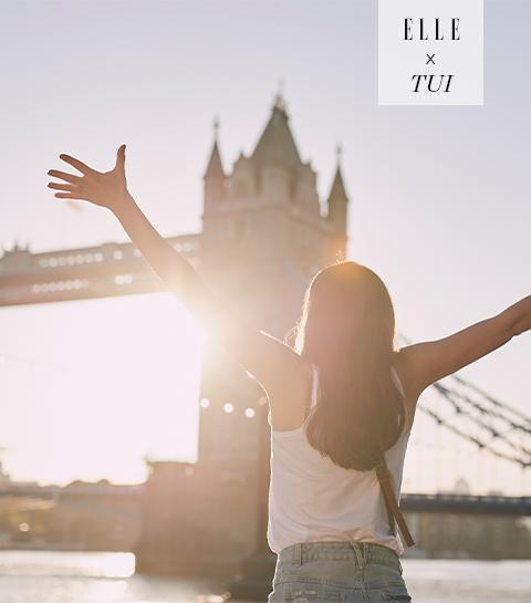 Réservez votre week-end ELLE x TUI à Londres