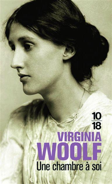 """""""Une chambre à soi"""", livre de Virginia Woolf"""