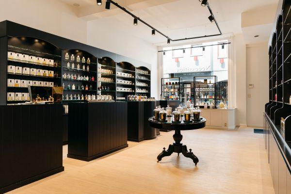 Necessities / Parfumerie de niche
