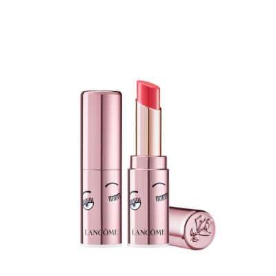 rouge à lèvres rouge chiara ferragni lancôme