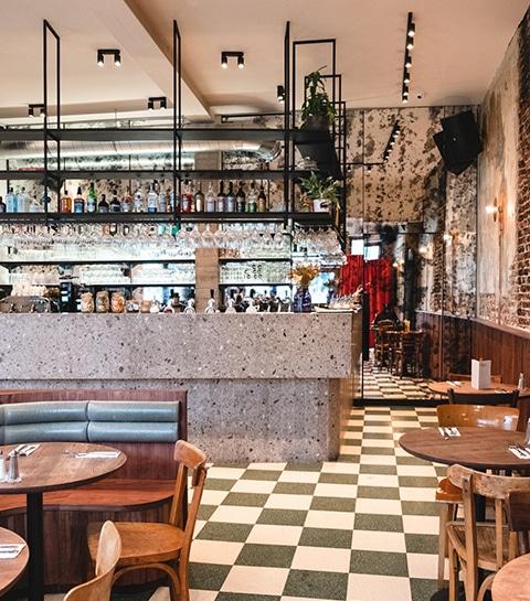 10 bars branchés pour un premier date à Bruxelles