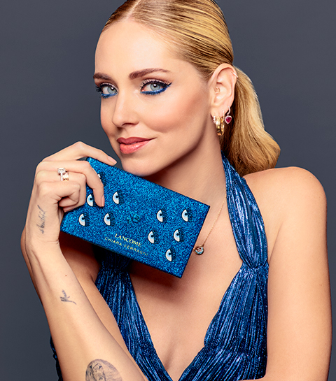 Chiara Ferragni sort une seconde collection de maquillage avec Lancôme