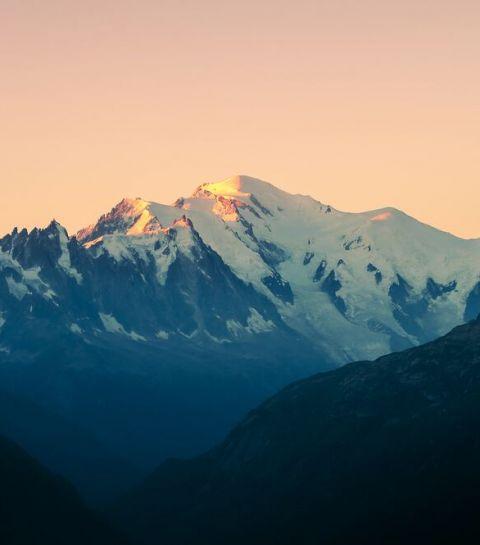 Chamonix : la ville à la montagne la plus branchée du printemps