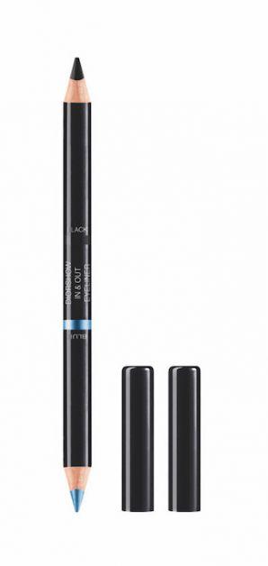 crayon bleu maquillage dior
