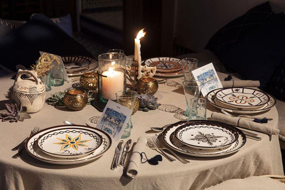 dior cruise 2020 dîner palais bahia