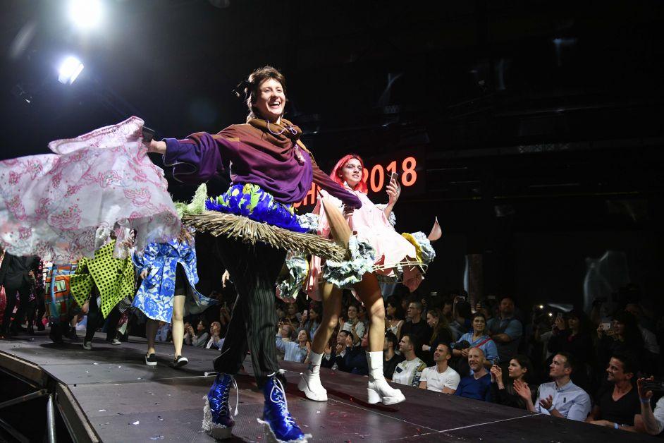 Show Académie d'Anvers 2018