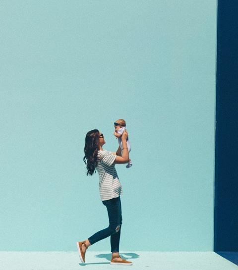 3 bonnes nouvelles pour les jeunes mamans indépendantes