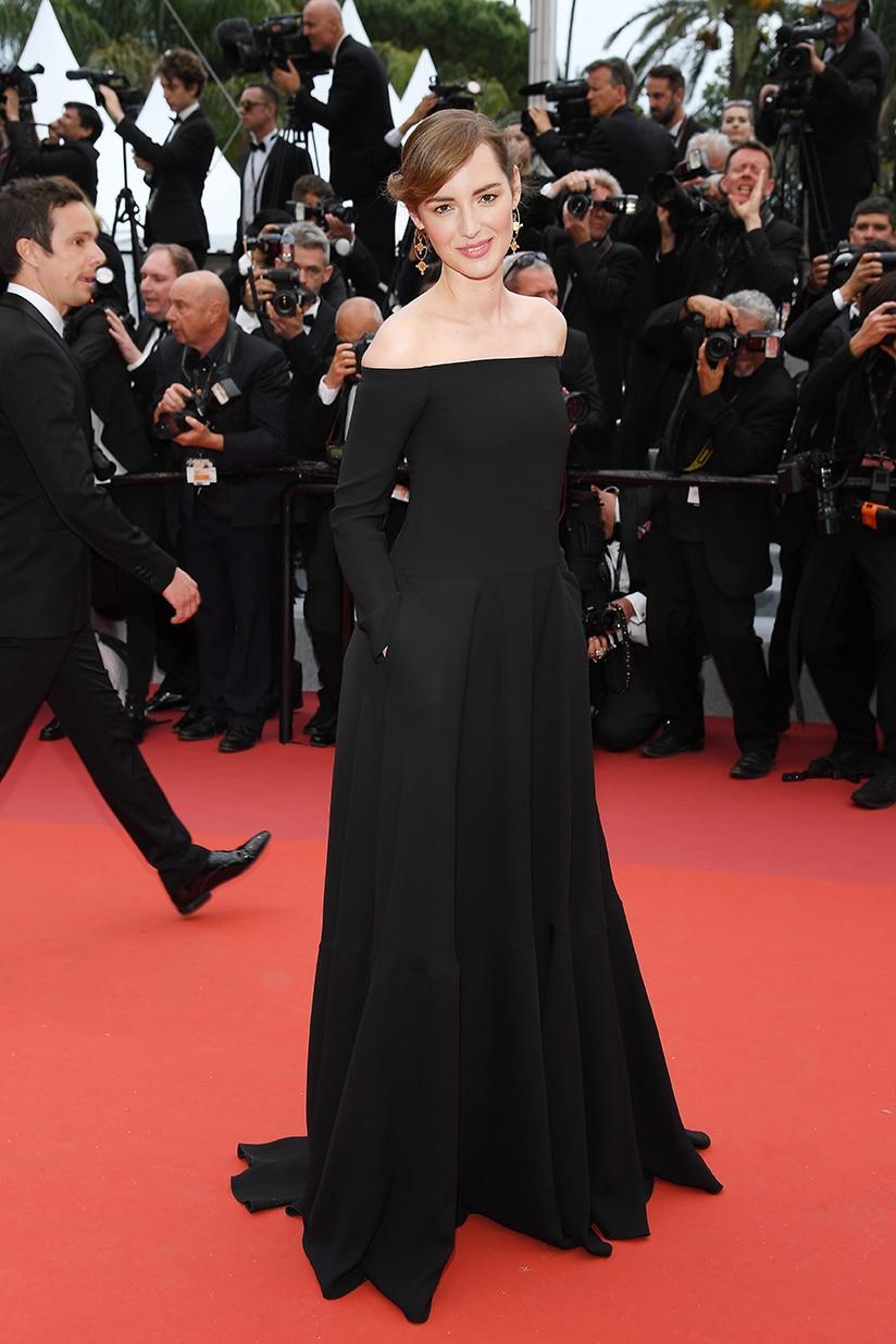 Louise Bourgoin Festival de Cannes