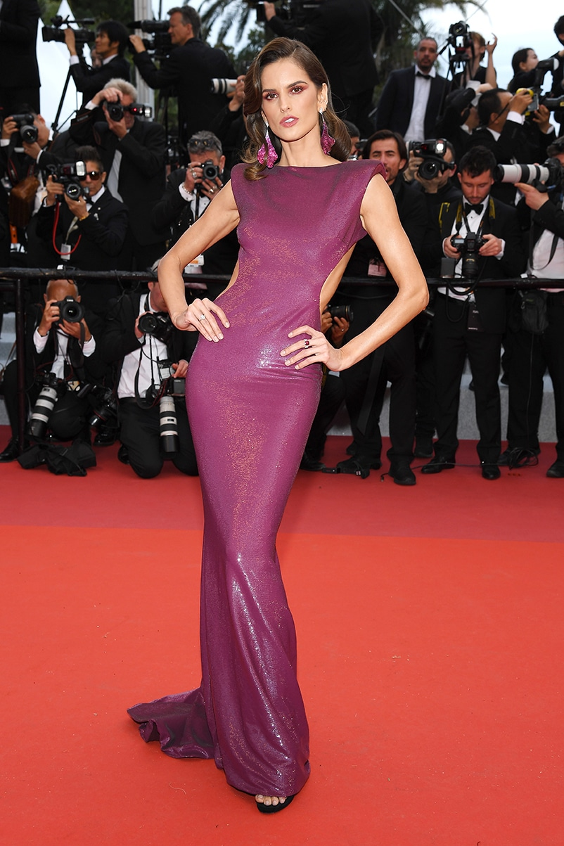 Izabel Goulart Festival de Cannes