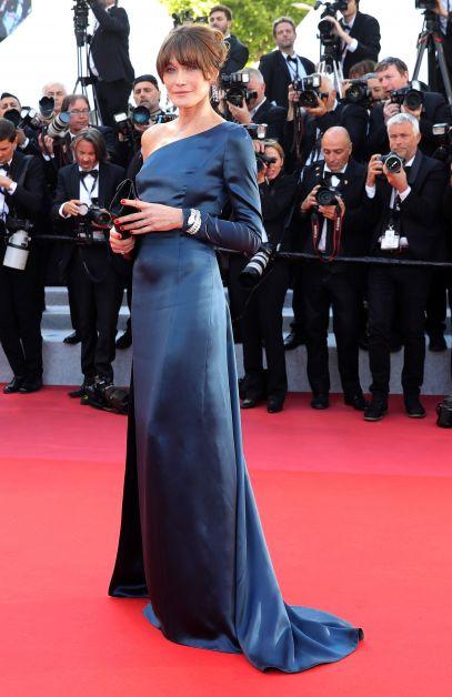 Carla Bruni Festival de Cannes