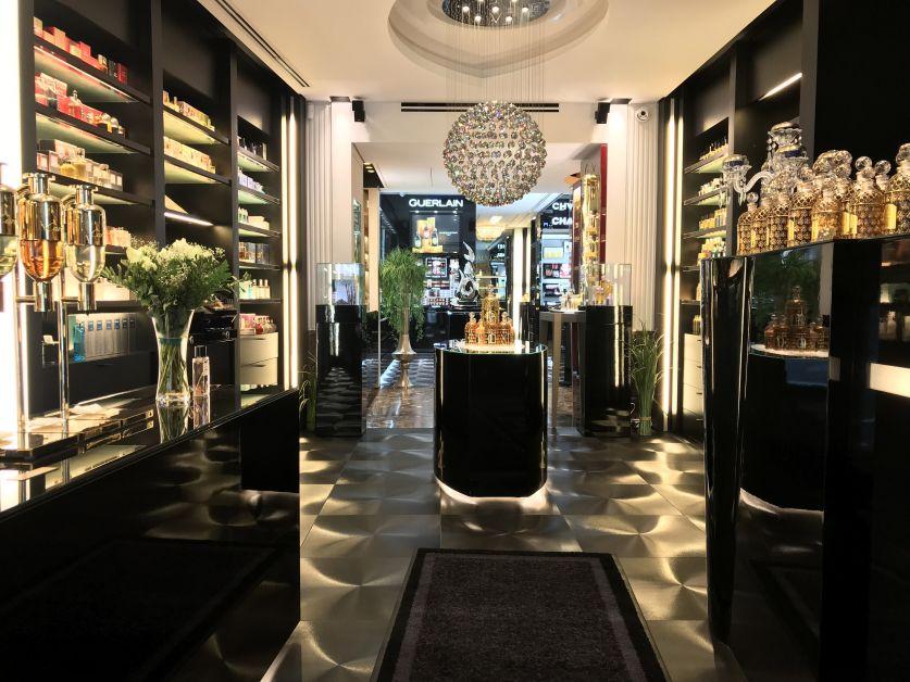 Place Vendôme / Parfumerie de niche