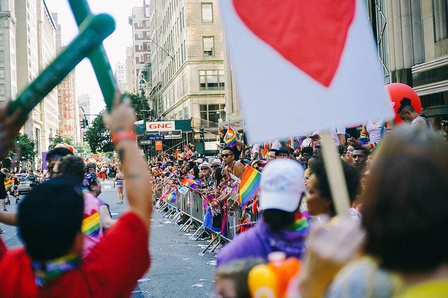 combat contre l'homophobie