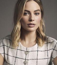 Margot Robbie est la nouvelle égérie parfum de Chanel