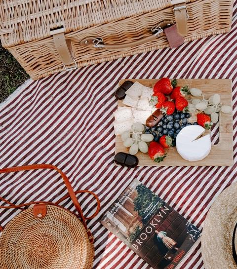 10 idées pour un pique-nique romantique