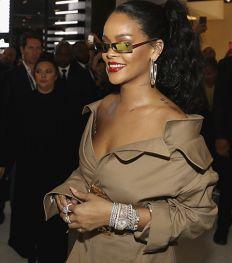 C'est officiel: Rihanna lance «Fenty», sa propre marque de luxe