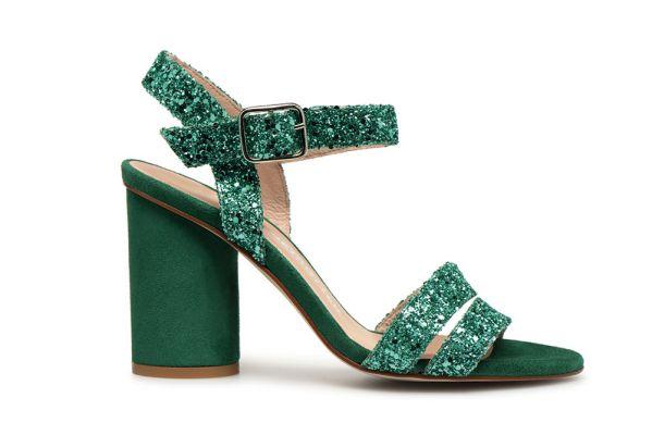 sandalettes à strass sarenza modetrotter