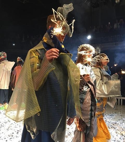 A voir : les shows de La Cambre Mode(s) et de l'Académie d'Anvers