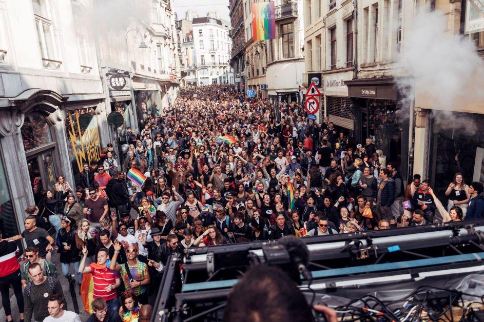 Pride Parade Bruxelles